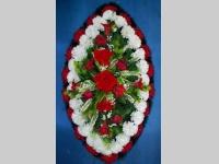 |†| Ритуальные венки из искусственных цветов