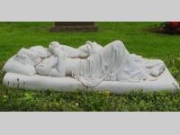 |†| Первые надгробия в мире