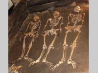 |†| Погребение в древнем мире. Погребение в античности