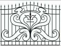 |†| Ограды для могил