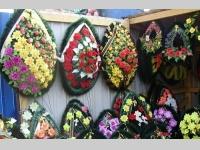 |†| Продажа венков на могилы, кладбища